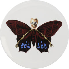 Lepidoptera Profundus Cake Plate, The New English