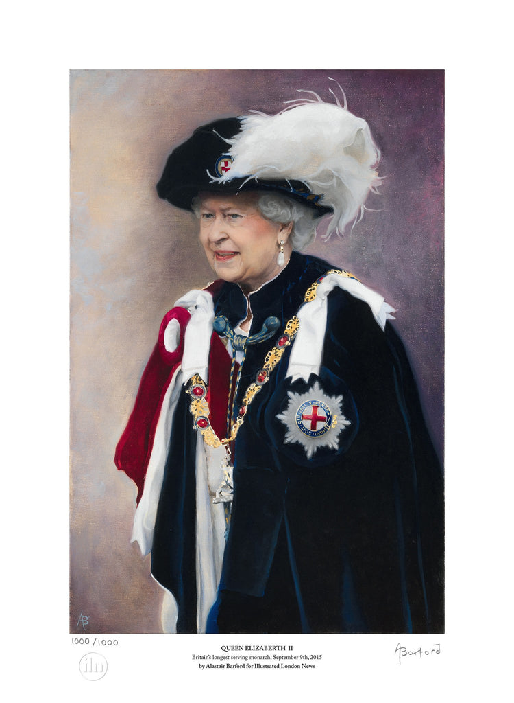 The Record Reign Portrait, Illustrated London News Ltd - CultureLabel