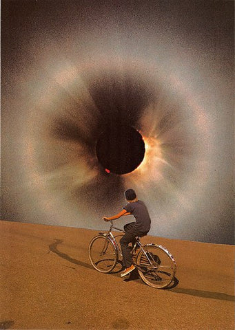 Eclipse Bike Ride, Steven Quinn - CultureLabel