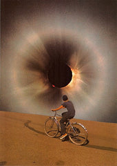 Eclipse Bike Ride, Steven Quinn