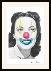 Clown Face, Steven Quinn