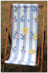 Alex Williams Deckchair, The Royal Parks Foundation Alternate View