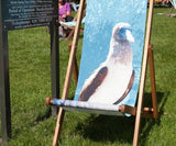 Miranda Richardson Deckchair, The Royal Parks Foundation - CultureLabel - 2