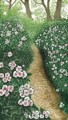 Rhododendron Walk, Jane Peart