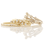 Gold Eternity Band, Yen Jewellery - CultureLabel - 2