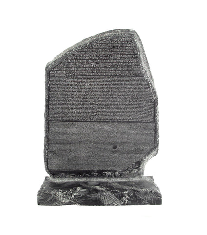 Rosetta Stone Bookend, The British Museum - CultureLabel - 1