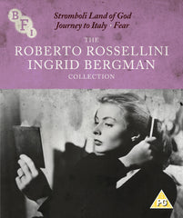 Roberto Rossellini Ingrid Bergman Collection, BFI Alternate View