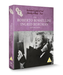 Roberto Rossellini Ingrid Bergman Collection, BFI