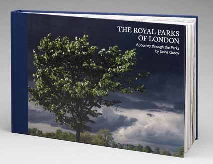 The Royal Parks of London, Sasha Gusov Alternate View