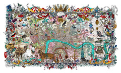Royal Menagerie - Cary's London, Kristjana S Williams