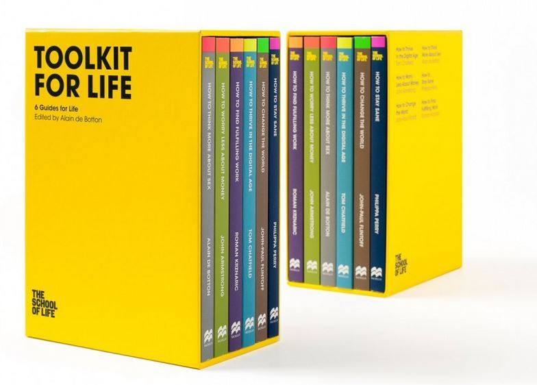Toolkit for Life: Vol. 1, The School of Life - CultureLabel - 1