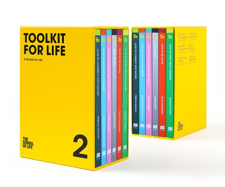 Toolkit for Life: Vol. 2, The School of Life - CultureLabel - 1
