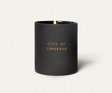 Utopia Candle: City of Tomorrow, The School of Life Alternate View