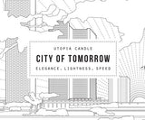Utopia Candle: City of Tomorrow, The School of Life - CultureLabel - 3