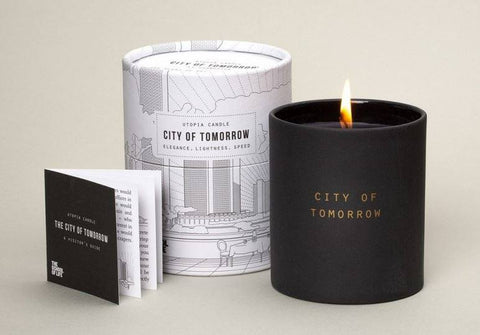 Utopia Candle: City of Tomorrow, The School of Life - CultureLabel - 1