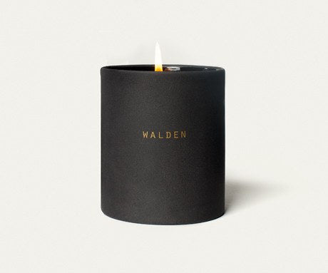 Utopia Candle: Walden, The School of Life