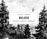 Utopia Candle: Walden, The School of Life - CultureLabel - 3