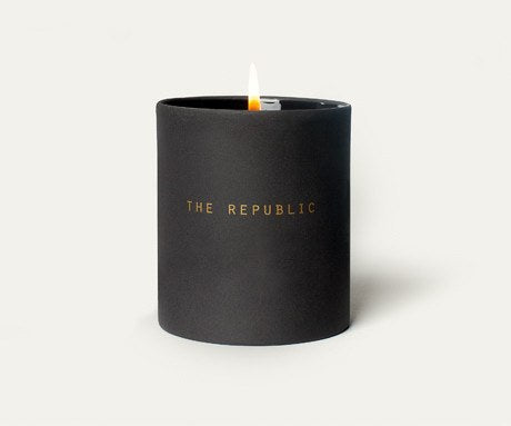 Utopia Candle: The Republic, The School of Life Alternate View
