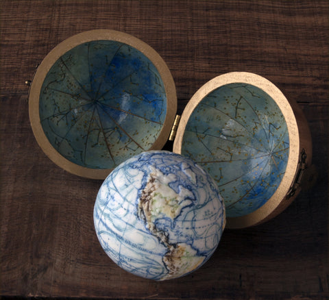 Ocean Currents, The Little Globe Co Alternate View
