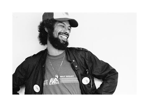 Gil Scott Heron, Harry Papadopoulos