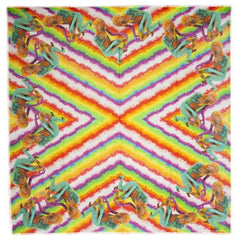 Limited Edition Scarf, Francis Upritchard & Peter Pilotto