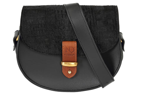 Victoria Winter Saddle Bag, N