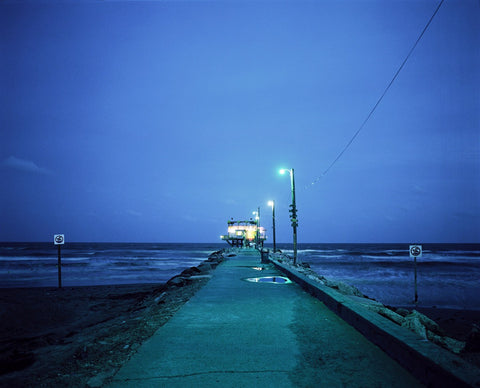 Galveston Pier, Sam Hicks - CultureLabel - 1 (full image)