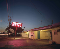 Motel Kool Breeze, Sam Hicks