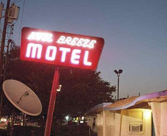 Motel Kool Breeze, Sam Hicks Alternate View