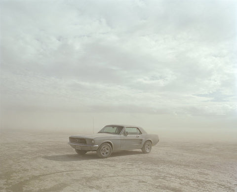 Mustang El Mirage, Sam Hicks - CultureLabel