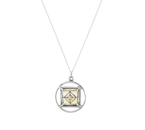 Sami Medal Necklace, No 13 - CultureLabel - 1