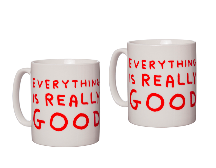 Really Good Mug - pair, David Shrigley - CultureLabel - 1