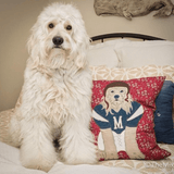 Bespoke Dog Cushion, Mia Loves Jay - CultureLabel - 4