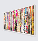 Shreds Of City II, 99 Limited Editions