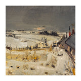 Snow Joan Eardley Christmas Card Pack (10 cards), National Galleries of Scotland - CultureLabel - 1