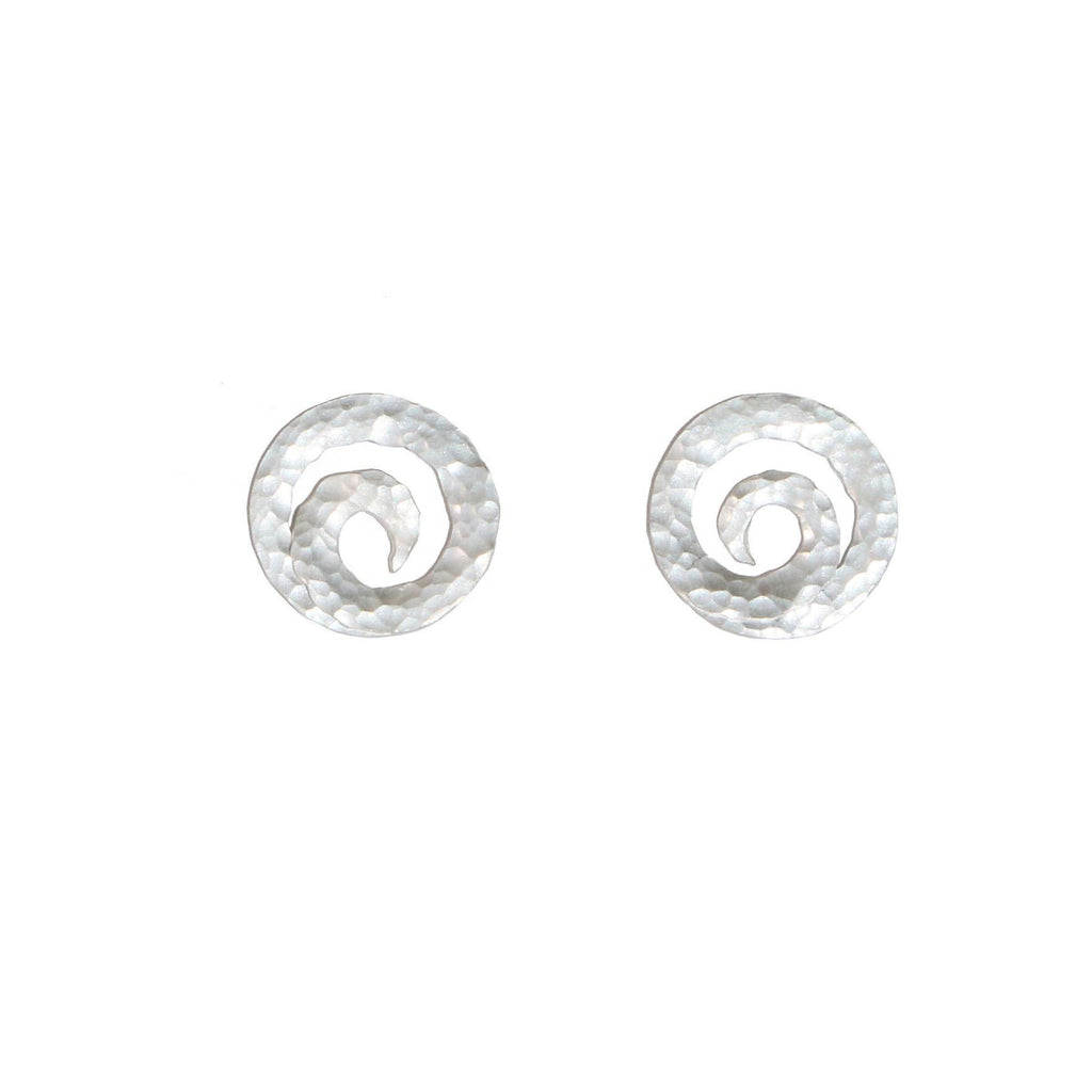 Spiral Stud Earrings, Roberto Intorre - CultureLabel - 1