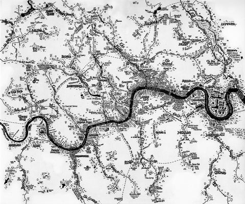 The Rivers of London, Stephen Walter - CultureLabel