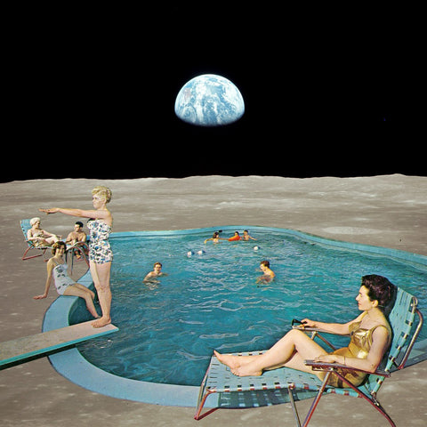 Moon Pool, Steven Quinn - CultureLabel