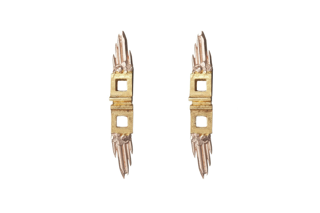 Sunrise Skyflight Earrings, Ros Millar - CultureLabel - 1
