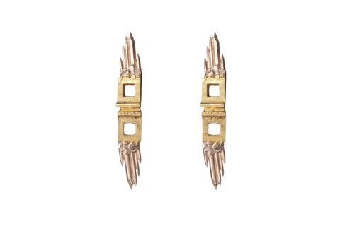 Sunrise Skyflight Earrings, Ros Millar - CultureLabel