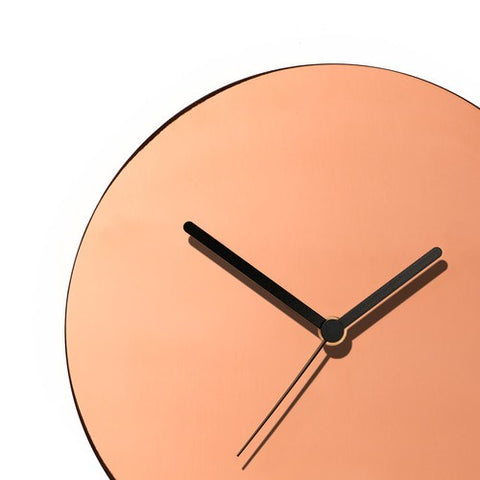 Sun Clock Copper, David Weatherhead Alternate View