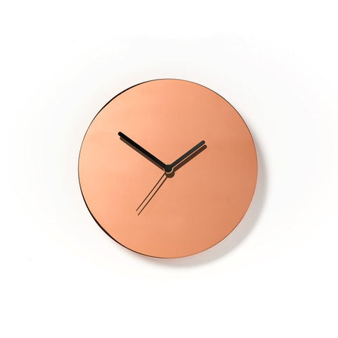 Sun Clock Copper, David Weatherhead