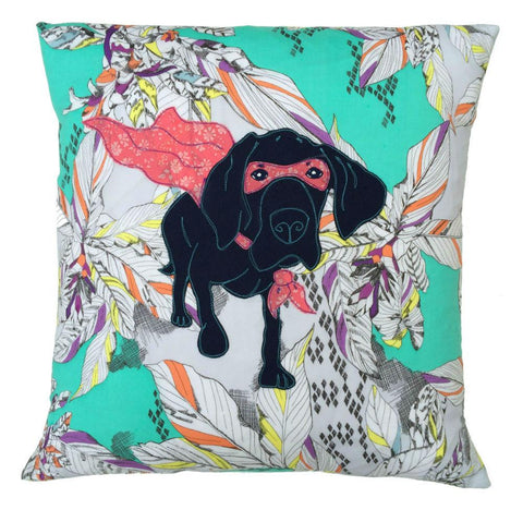 Super Dog Cushion, Mia Loves Jay - CultureLabel