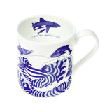 Swim With Whales Forever Mug, ARTHOUSE Meath - CultureLabel - 1