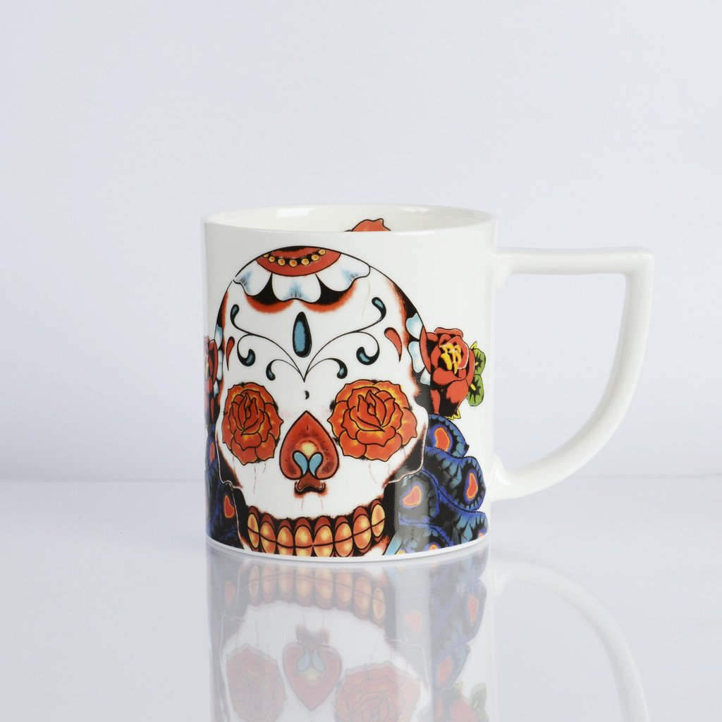 Inkhead Mug, The New English - CultureLabel