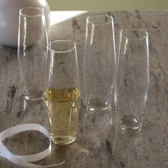 TOAST Set of 4 Champagne Glasses, HUTA Alternate View