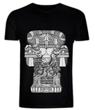 CultureLabel Collective: Sculpture of the Goddess T-Shirt (Black) - CultureLabel - 1