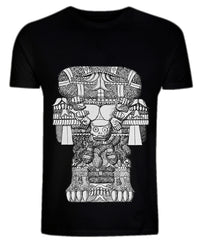 CultureLabel Collective: Sculpture of the Goddess T-Shirt (Black)