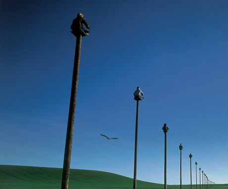 Gentleman Without Weapons, Storm Thorgerson Alternate View