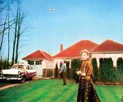 UFO - Phenomenon, Storm Thorgerson Alternate View